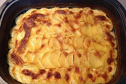Das beste Kartoffelgratin 28