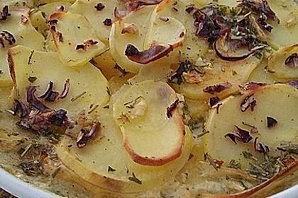 Das beste Kartoffelgratin 118
