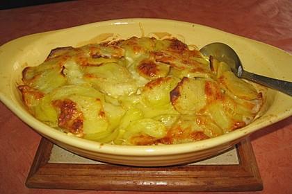 Das beste Kartoffelgratin 76