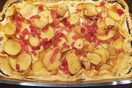 Das beste Kartoffelgratin 69