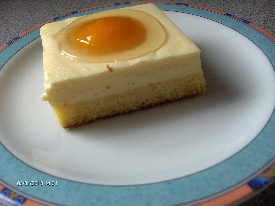 Osterhases Spiegeleikuchen Ein Schones Rezept Chefkoch De