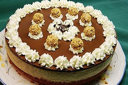 Mokka - Joghurt - Torte