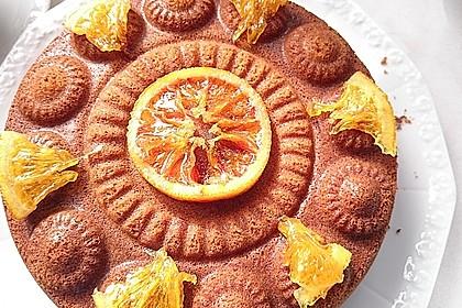 Orangenkuchen 16