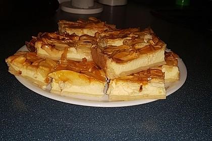 Apfel - Käsekuchen vom Blech 14