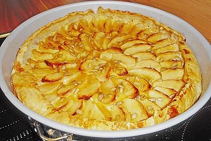 Apfel - Käsekuchen vom Blech 4