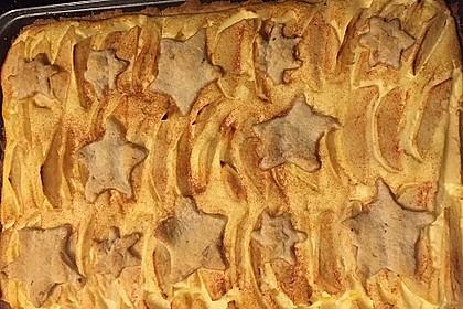 Apfel - Käsekuchen vom Blech 16