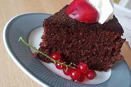Türkischer Schokoladenkuchen 15
