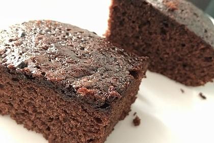 Türkischer Schokoladenkuchen 30