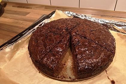 Türkischer Schokoladenkuchen 31