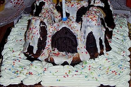 Türkischer Schokoladenkuchen 40