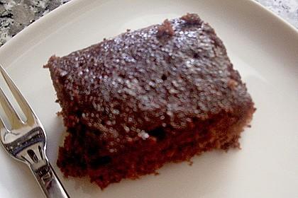 Türkischer Schokoladenkuchen 97