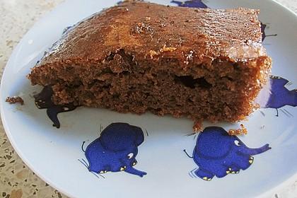 Türkischer Schokoladenkuchen 89