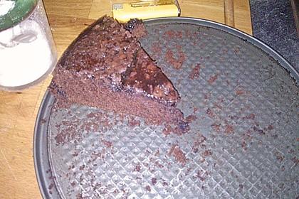 Türkischer Schokoladenkuchen 100