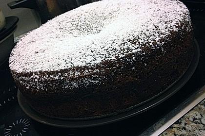 Türkischer Schokoladenkuchen 23