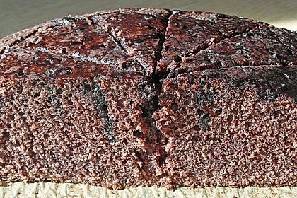 Türkischer Schokoladenkuchen 51