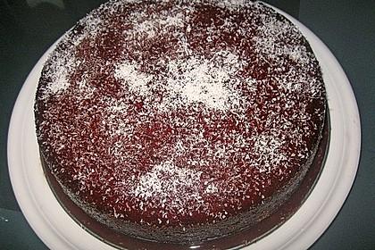 Türkischer Schokoladenkuchen 24
