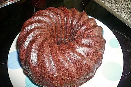 Türkischer Schokoladenkuchen 7