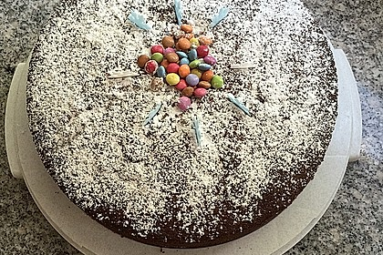 Türkischer Schokoladenkuchen 44