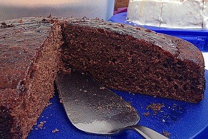 Türkischer Schokoladenkuchen 12