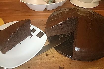 Türkischer Schokoladenkuchen 9