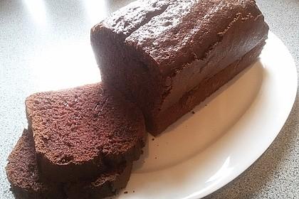 Türkischer Schokoladenkuchen 3