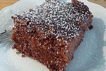 Türkischer Schokoladenkuchen 11