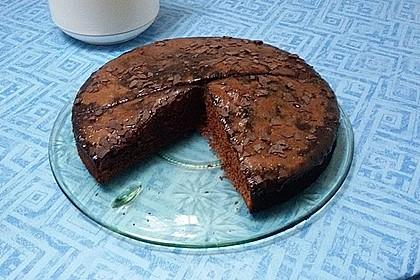 Türkischer Schokoladenkuchen 42