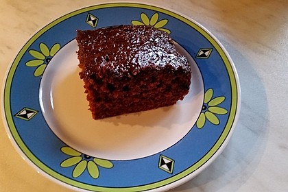 Türkischer Schokoladenkuchen 18