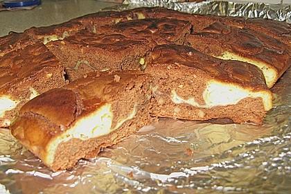 Cheesecake - Brownies 18