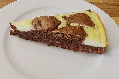 Cheesecake - Brownies 23