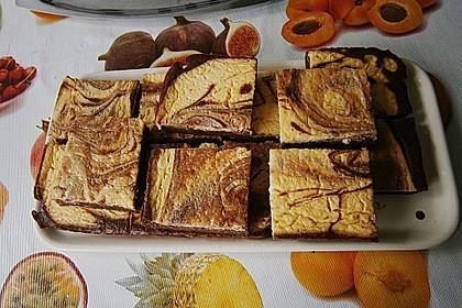 Cheesecake - Brownies 11