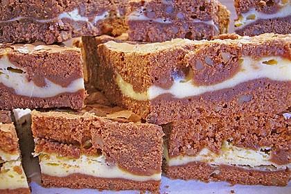 Cheesecake - Brownies 3