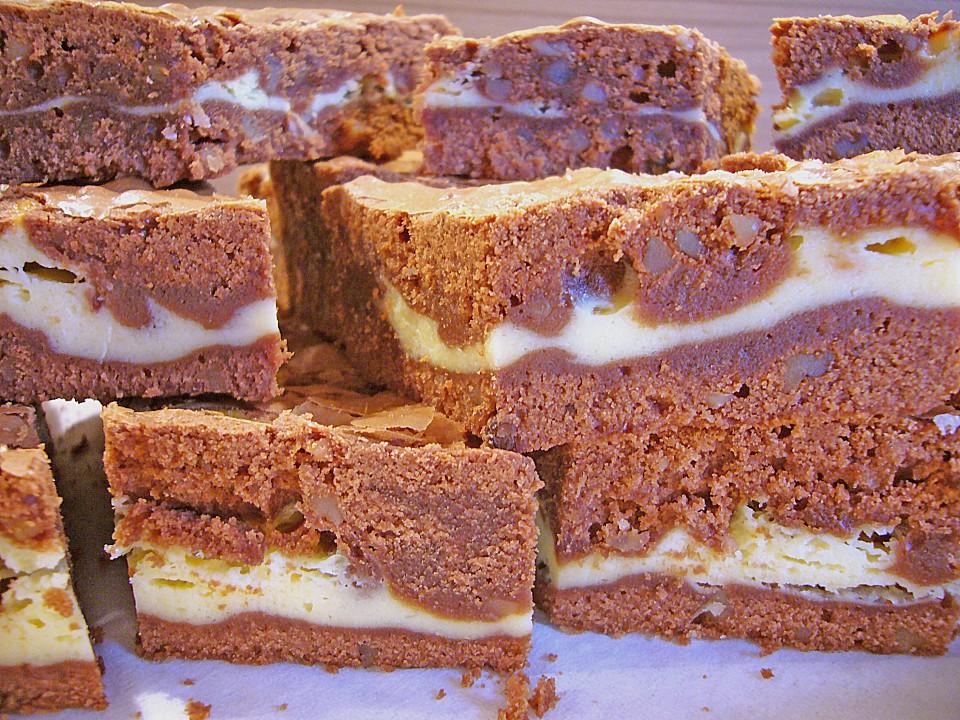 Cheesecake Brownies Von Icedmelon Chefkoch De