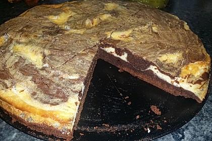 Cheesecake - Brownies 8