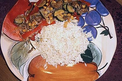 Asiatische Gemüsepfanne 2