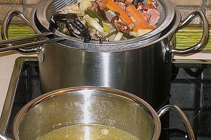 Schrats Aalrauch - Kartoffelsüppchen mit Einlage 1
