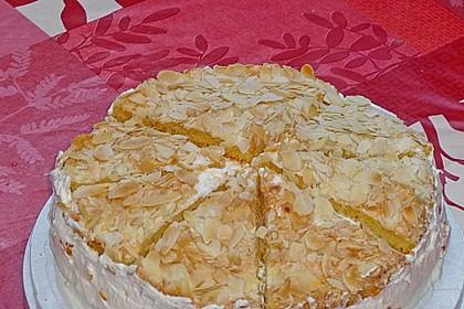 Hansen - Jensen - Torte mit Sauerkirschen 16