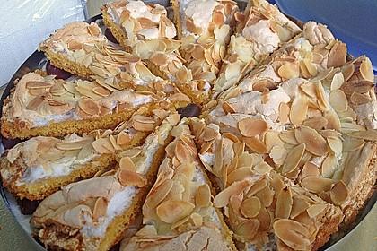 Hansen - Jensen - Torte mit Sauerkirschen 11