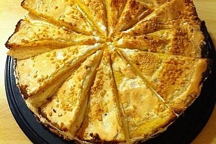 Hansen - Jensen - Torte mit Sauerkirschen 10