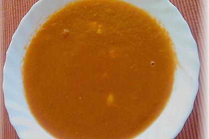 Sivi' scharfe Tomatensuppe mit Ingwer und Zitronengras