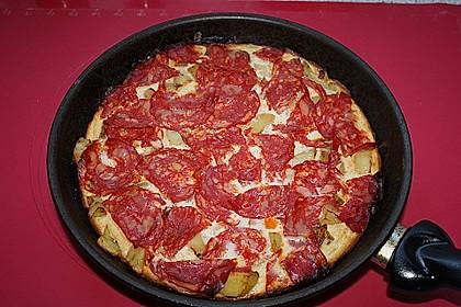 Katalanische Tortilla (Bild)