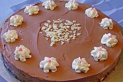 Torta della crema di cioccolato 8