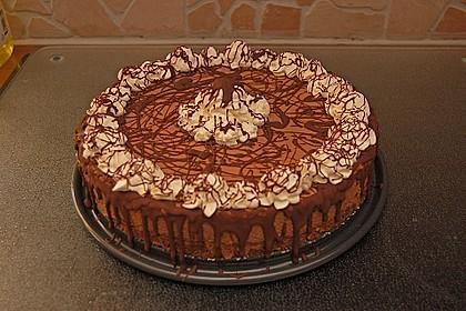 Torta della crema di cioccolato 11
