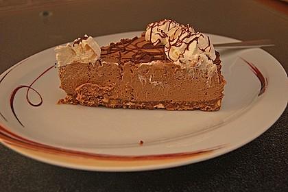 Torta della crema di cioccolato 6