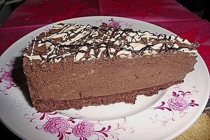 Torta della crema di cioccolato 5