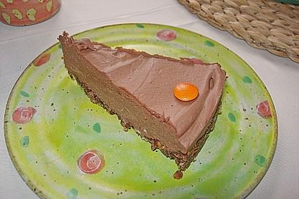 Torta della crema di cioccolato 19
