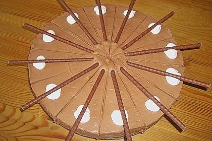 Torta della crema di cioccolato 12