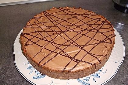 Torta della crema di cioccolato 7