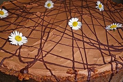 Torta della crema di cioccolato 14