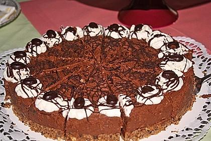 Torta della crema di cioccolato 18